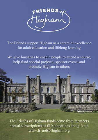 Friends of Higham Advert