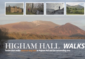 Higham Hall Walks by Ronald Turnbull 2016 cover