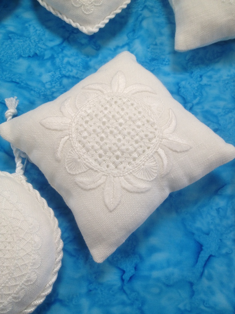 Higham Hall Discover White Work Embroidery 3 Night