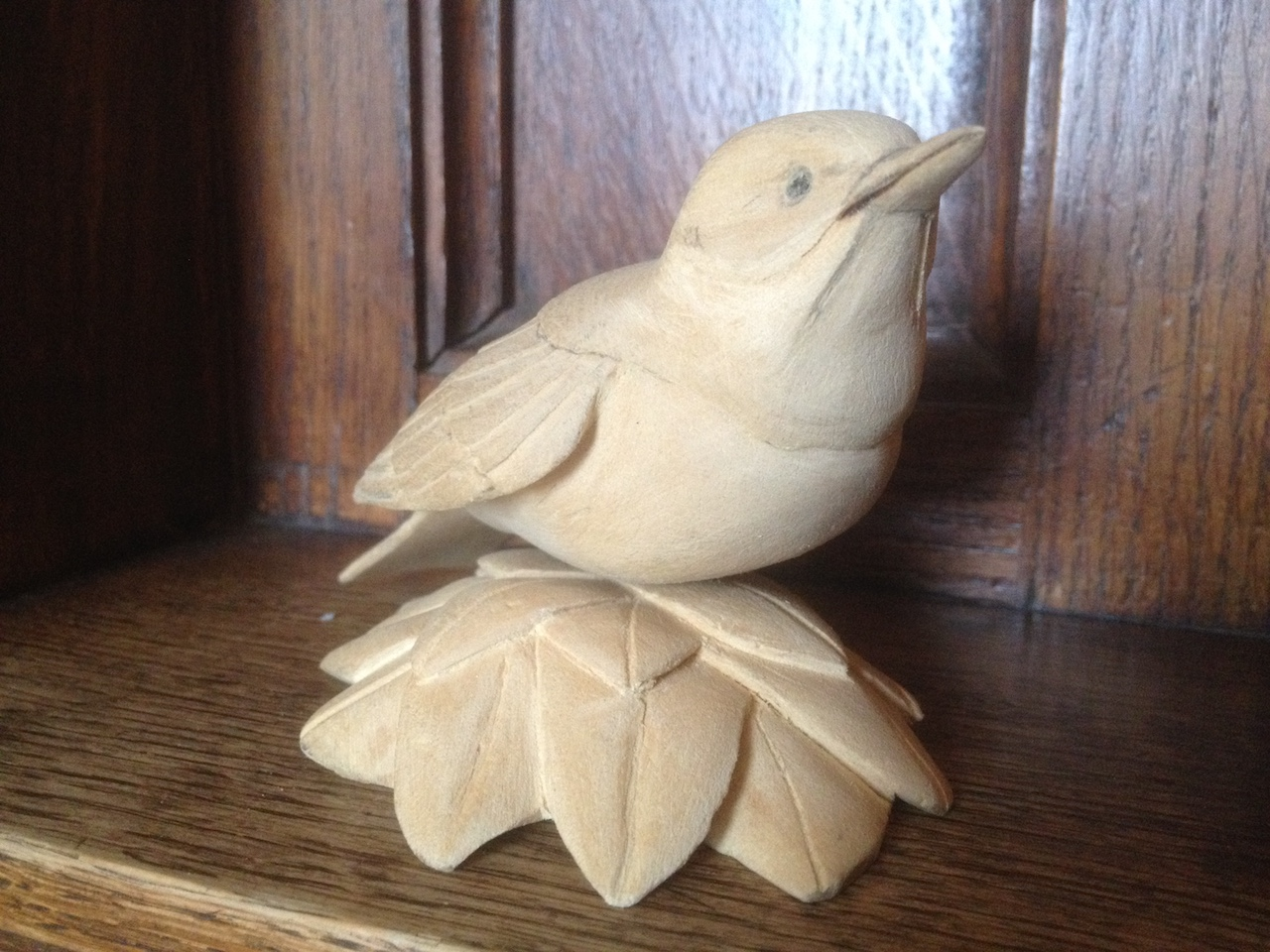 Higham Hall Wildlife Woodcarving